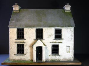 Crosthwaite cottage in 1825