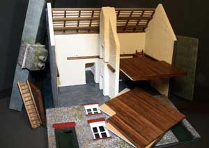 24th scale dolls house