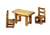 Cottage-table-&-Chair-set