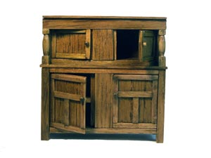 1/24th scale kitchen furniture